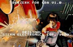 Thumbnail 1 for Berzerk v1.0 GBA